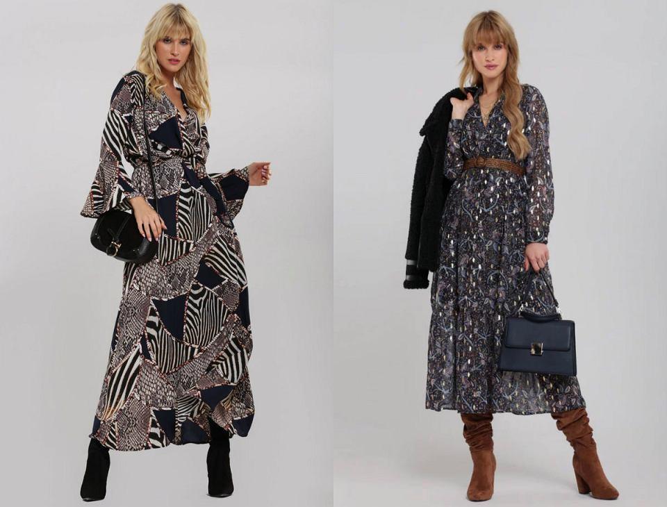 Sukienki Boho Na Kazda Pogode Wybieramy Najlepsze Modele I Podpowiadamy Z Czym Je Nosic