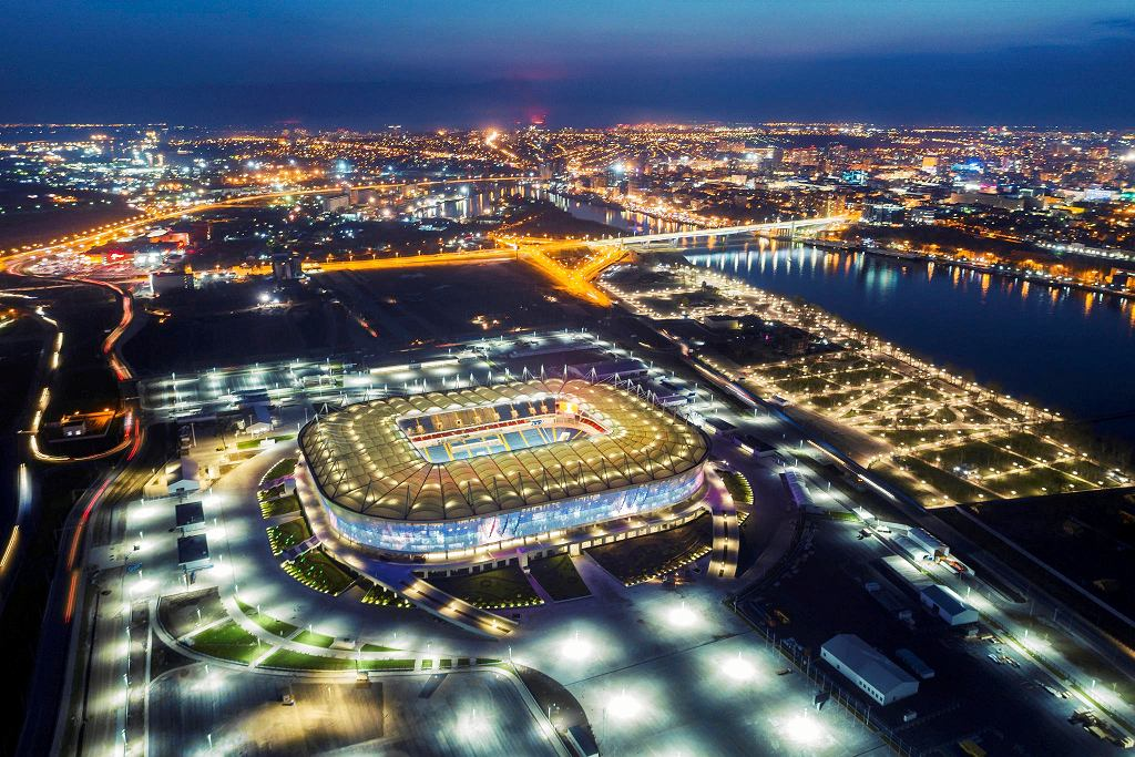 Stadion w Rostowie nad Donem