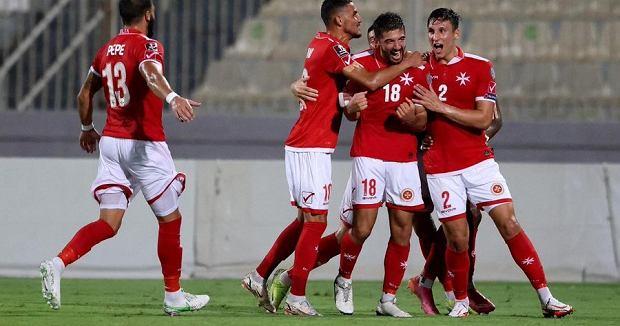 Reprezentacja Malty przeszła do historii futbolu. Pierwsze takie zwycięstwo w el. MŚ