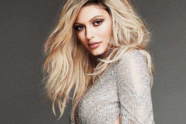 Kylie Jenner dla Elle Canada