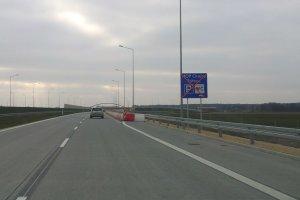 Droga ekspresowa S8 bez postojów i stacji benzynowych