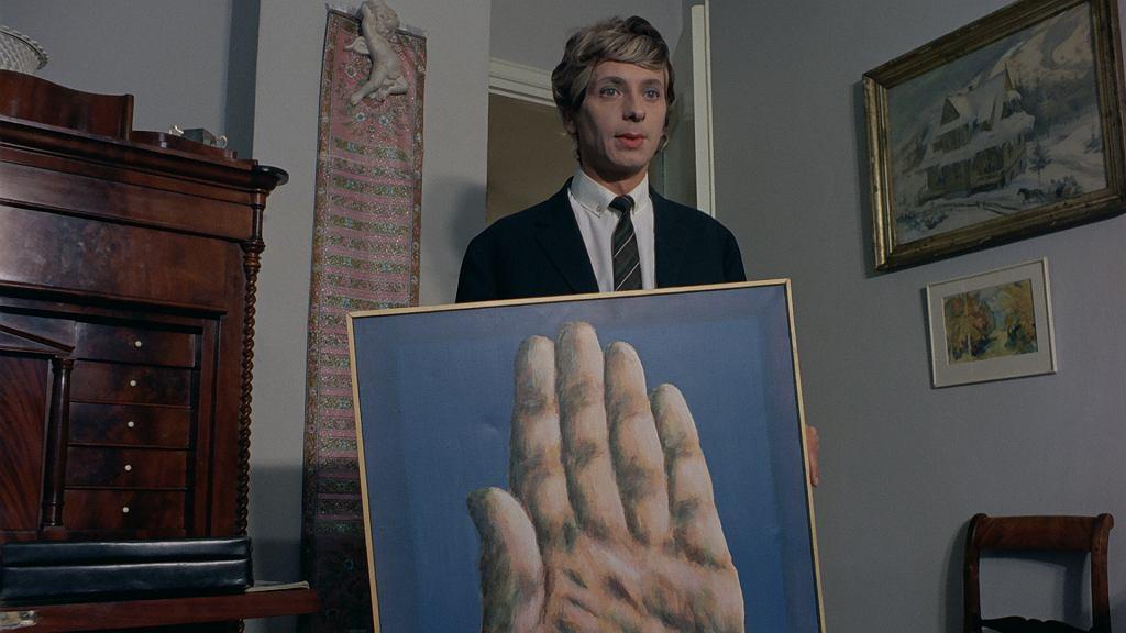 Kadr z filmu 'Poszukiwany, poszukiwana', reż Stanisław Bareja