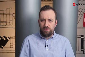 Wojciech Mann tłumaczy opowieść o szalonej gosposi