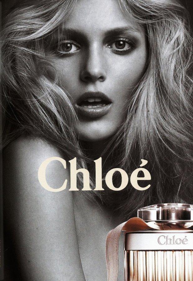 Anja Rubik, Chloe