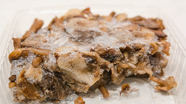 Jak mrozić grzyby, aby zachować ich walory smakowe? Zdjęcie ilustracyjne