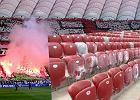 Pseudokibice zdewastowali Stadion Narodowy podczas Pucharu Polski. Lista zniszczeń jest długa