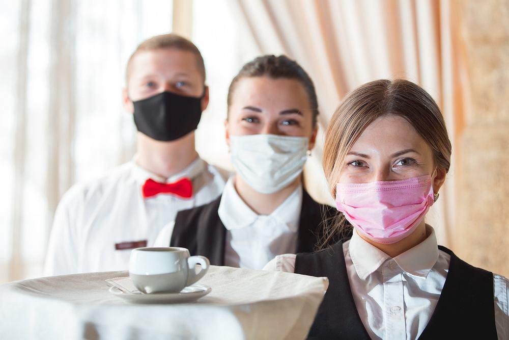 Branża hotelarska i restauracyjna ucierpiały najbardziej