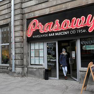 Bar Prasowy (fot. Franciszek Mazur/Agencja Gazeta)