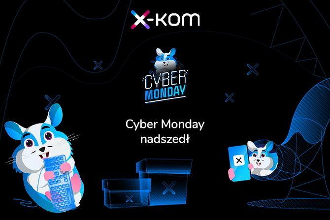 Cyber Monday x-kom