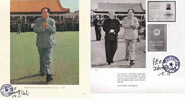 Zdjęcie Mao - z prawej przed retuszem