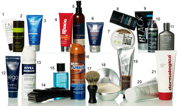 Randki wade i maszynki do golenia