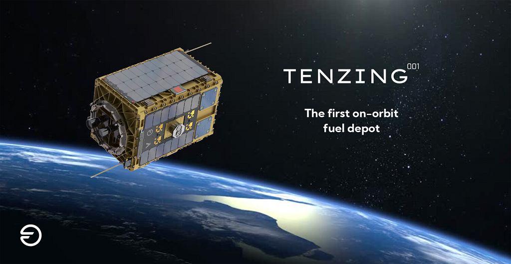Orbit Fab Tenzing Tanker