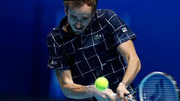 Miedwiediew wygrał prestiżowy ATP Finals. Zacięta walka w finale