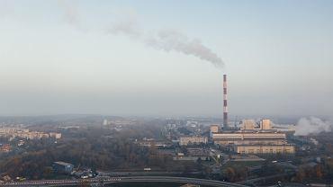Zanieczyszczenie powietrza - zdjęcie ilustracyjne