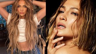 Jennifer Lopez pozuje nago na okładce nowego singla. Co za figura! Część fanów zniesmaczona: Nie bądź jak Kim Kardashian