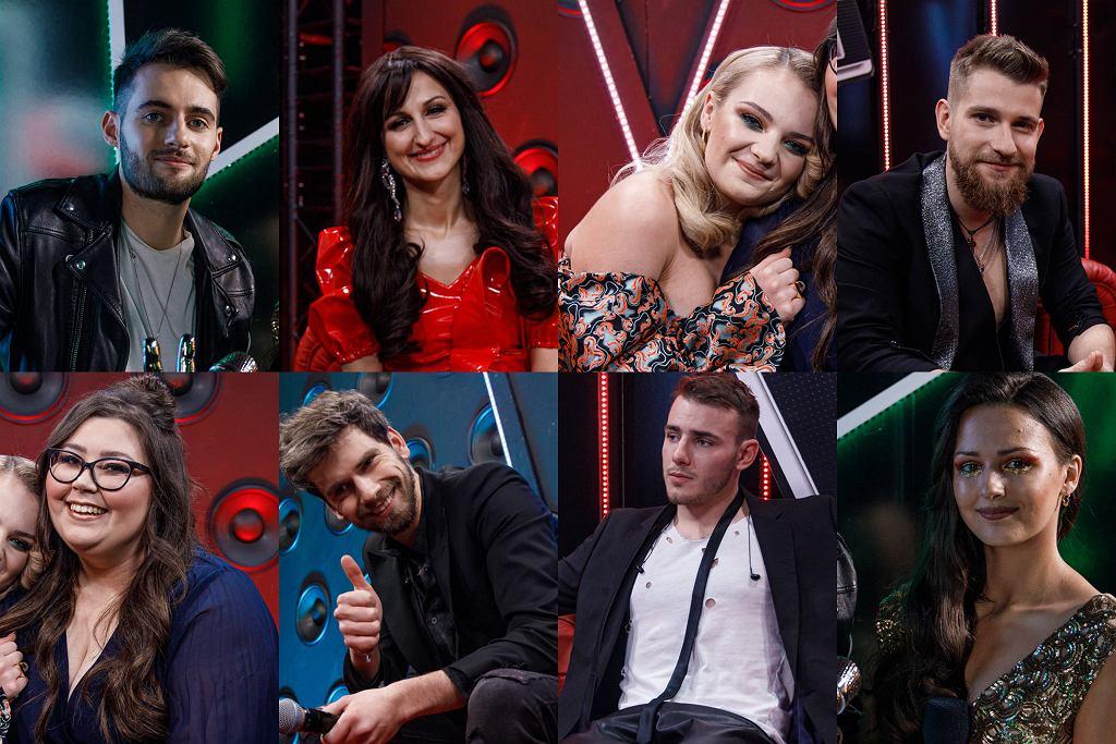 Znamy finalistów programu 'The Voice of Poland'