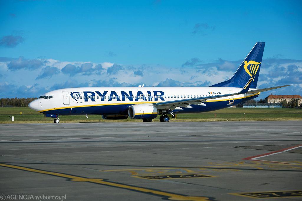 Ryanair wprowadza specjalny abonament dla podróżujących