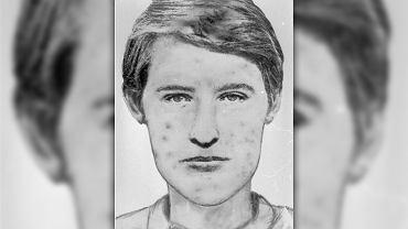 Portret pamięciowy mordercy z 1986 r.