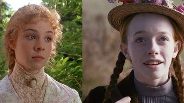 Megan Follows (z lewej) i Amybeth McNulty jako Ania z Zielonego Wzgórza
