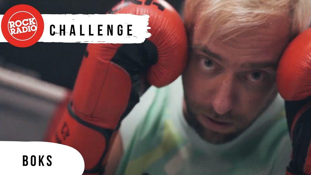 Rock Radio Challenge - boks