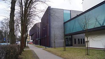 Aula Wydziału Pedagogiki i Psychologii Uniwersytetu w Białymstoku
