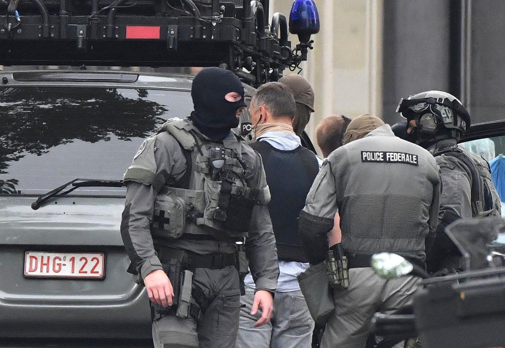 Liege. Strzelanina w Belgii