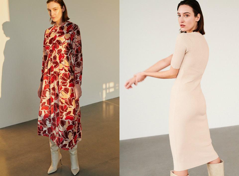 Sukienki z kapsułowej kolekcji Reserved