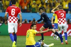 Mundial 2014. Sędzia Wójcik: Nishimura zasłużył na krytykę, FIFA na jeszcze większą