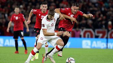 Eliminacje MŚ 2022. Jak wygląda sytuacja w 'polskiej' grupie po meczu Albania - Polska