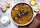 Jak zrobić zupę grzybową? Przepis na pyszną zupę z grzybów nie tylko na Wigilię