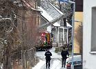 Pożar w domu opieki w Czechach. Osiem osób nie żyje, 30 rannych