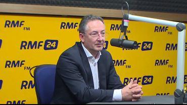 Bartłomiej Sienkiewicz w RMF FM