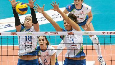 Siatkarki Atomu Trefla awansowały do półfinału play-off Orlen Ligi