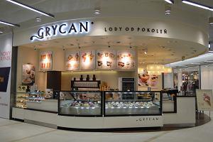 Lodziarnie Grycan będą znikać z galerii handlowych. Przez zakaz handlu w niedziele