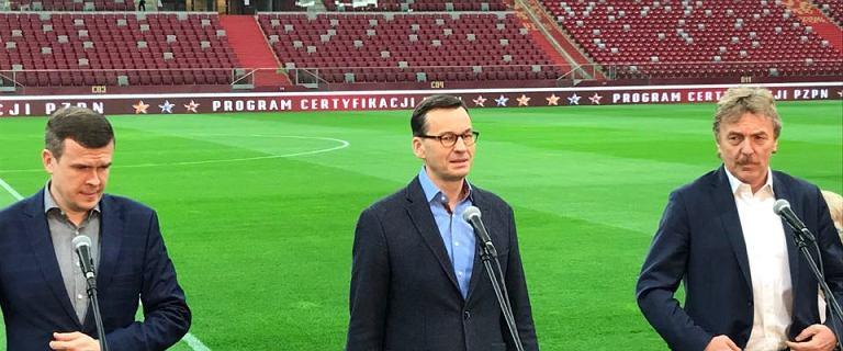 Premier Morawiecki chce wzorować się na wielkim klubie.