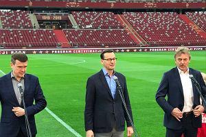 0711a6adb Premier Morawiecki chce wzorować się na wielkim klubie.