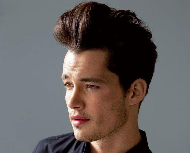 Najmodniejsze męskie fryzury, włosy, fryzury, Rzeźbione
