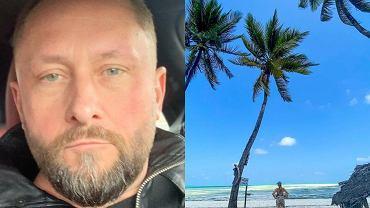 """Kamil Durczok wyśmiewa kolegów z branży, którzy jeżdżą na Zanzibar. """"Odkopywanie trwa"""""""
