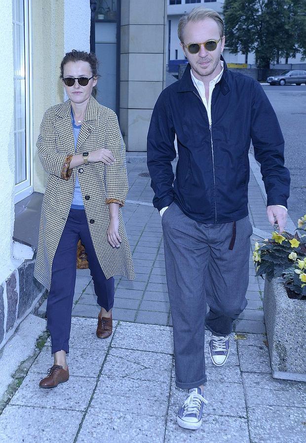 Olga Fycz i Jacek Borcuch