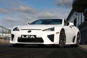 Ostatni Lexus LFA