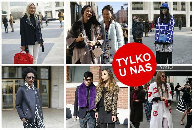 48aefd2a39ec9a New York Fashion Week od strony...ulicy! Blogerka z Dine-Dash ...