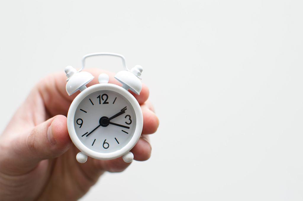 zmiana czasu (zdjęcie ilustracyjne)