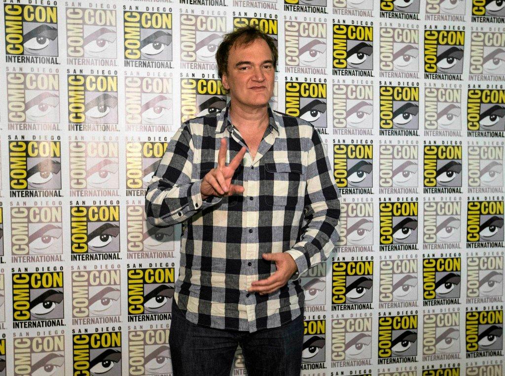 Comic-Con 2015. Quentin Tarantino opowiedział o filmie