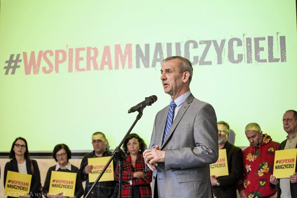 Powołanie funduszu strajkowego w Warszawie