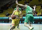 Na początek play-off koszykarze Asseco bez szans w Zielonej Górze
