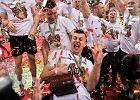 Zobaczcie jak Krzysztof Ignaczak kibicował reprezentacji Polski w meczu z Serbami [WIDEO]