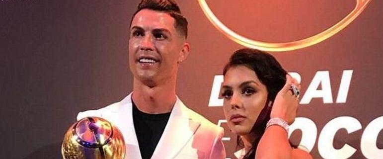 """Cristiano Ronaldo utrzymuje swoją partnerkę. Ile """"płaci"""" Georginie Rodriguez? To ogromna kwota"""
