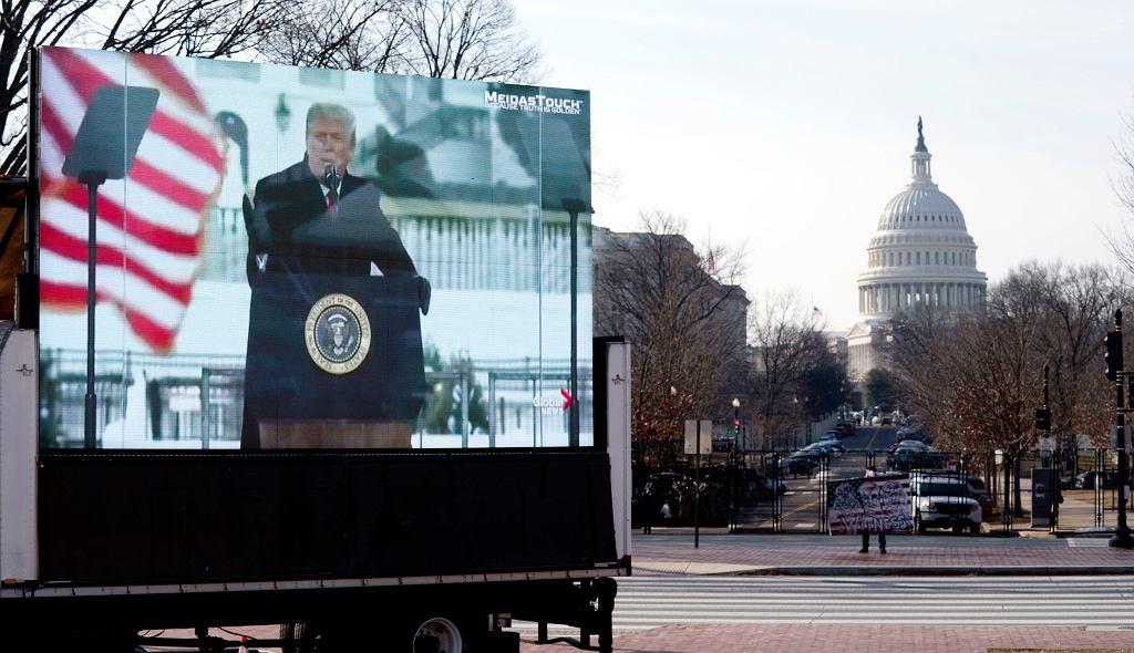 Impeachment Donalda Trumpa