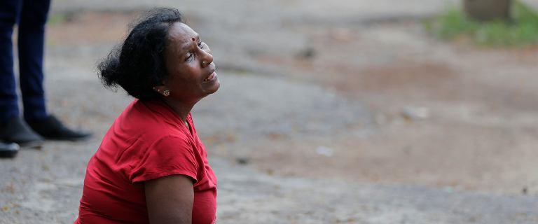 Wstrząsająca relacja Polaka ze Sri Lanki: Wokół kościołów rozczłonkowane ciała