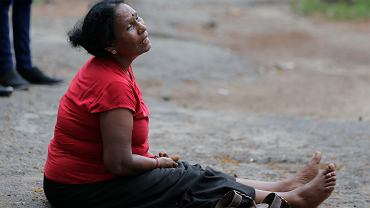 Rośnie liczba ofiar zamachów w Sri Lance